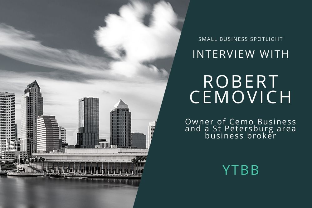 robert cemovich cemo business interview